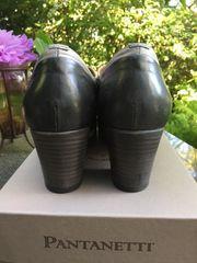 Verkaufe Leder - Damenschuhe
