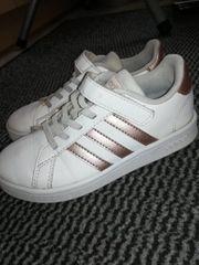 Adidas Klettschuhe Gr 31