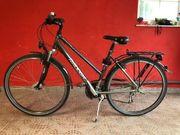 Raleigh Alu Fahrrad Damen Herren
