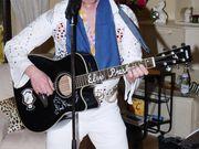 Elvis Presley Gitarre Elvis Hose