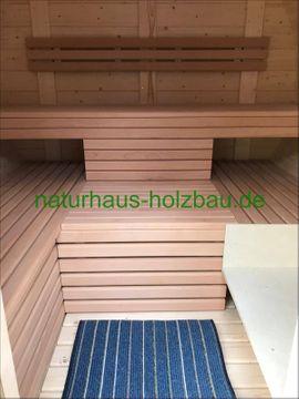 Bild 4 - Saunafass Fasssauna Gartensauna Außensauna Saunapod - Dahlwitz-Hoppegarten