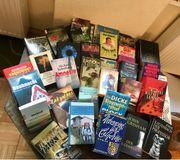 Bücher aus Nachlass von alt
