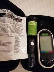 Blutzuckermessgerät One Touch zu verkaufen