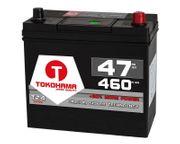 Tokohama Asia Autobatterie 47Ah 54523