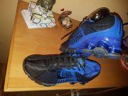 Nike Shox Sneakers Gr 44