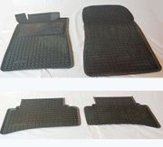 Fußmatten für Mercedes Gummi