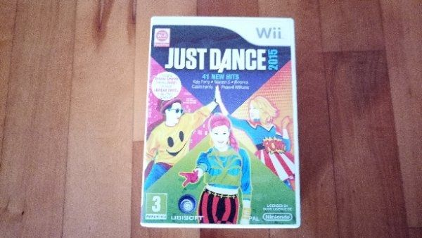 -Wii - Just Dance 2015