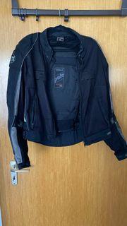 Motorradjacke Sport Textil Polo FLM