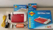 FritzBox 7330 incl Versand