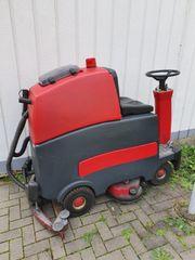 Cleanfix Sauber RA800 Bodenreinigungsmaschine