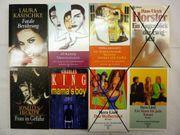 d 6 Frauen- Romane Erzählungen