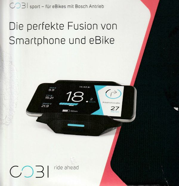 COBI SPORT - für E-Bikes mit