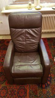 HUKLA Relax-Sessel elektrisch verstellbar