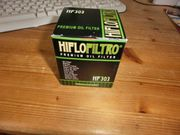 Ölfilter HIFLO HF303 HONDA YAMAHA
