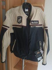Motorrad Jacke Leder Mit Schulter