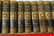 Konversationslexikon v Brockhaus 14 Auflage