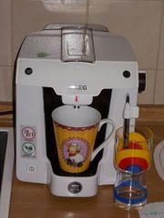 Kaffeekapselmaschine AEG
