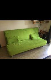 Schlafsofa Gästebett 200 140 Sofa
