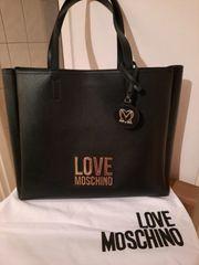 Love Moschino Tasche Groß
