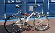Fischer-Fahrrad x-Country gebraucht zu verkaufen