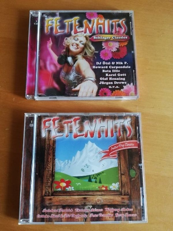 FETENHITS 2 CD s