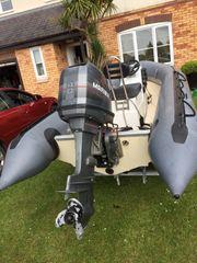 Avon aufblasbarer RIB Bootsanhänger Neue