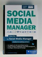 Buch Der Social Media Manager