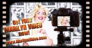 Marilyn Monroe Double Video - Das