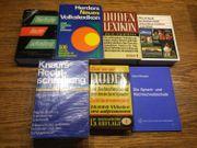 Bücher Duden Lexikon Rechtschr 0