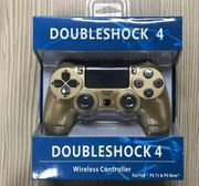 Playstation 4 Controller OVP Gold