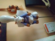 Kinderrucksack Milka Kuh verstellbare Träger