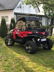 CFMoto ZForce 1000 ATV UTR