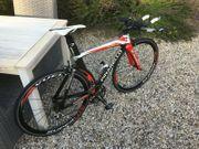 Pinarello Montello time trial Rennrad