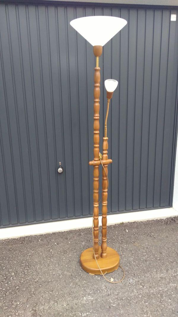 Stehlampe Holz in Hausham - Lampen kaufen und verkaufen über ...