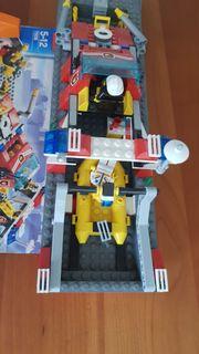 Lego Feuerwehrboot 7906