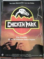 Chicken Park Orginal A1 Plakat