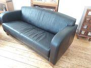 Leder Couch italienisches Leder