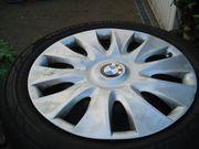 4x BMW-Radkappen Zierblenden 16 Zoll