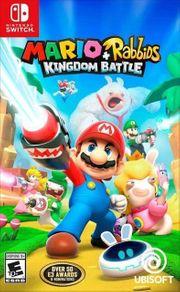 Mario Rabbids - Kingdom Battle - Nintendo