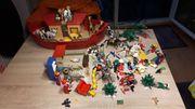 Verschiedenes Playmobilspielzeug Arche div Figuren