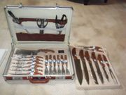 Messer Set mit Koffer von