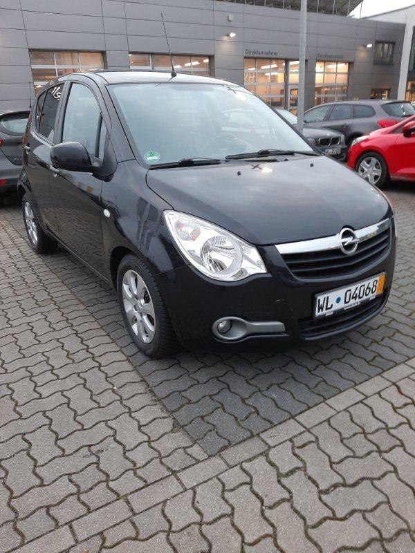 Opel Agila B 1 2