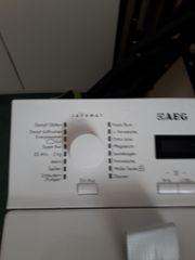 AEG Waschmaschine Toplader Protex Plus