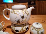 Königliche Preußische Tettau Tee Service