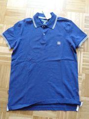 Shirt Poloshirt Kurzarm Gr M