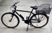 Fahrrad Victoria 28 Zoll schwarz