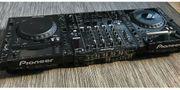 Pioneer DJ Set 2x CDJ