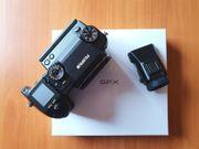 Fujifilm GFX 50S Mittelformatkamera - top