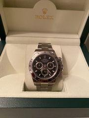 Rolex Daytona 116520 Stahl 2014