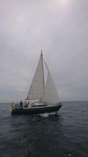 Segelboot Dufour24